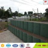 Mur d'à l'épreuve du souffle de barrières de Hesco