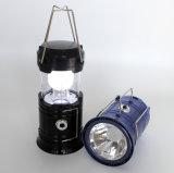 2017 appropriés légers campants de vente chauds de DEL à camper, urgence, Hurrrinace, poids léger, contrat, lanterne campante