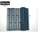 Banda transportadora modular superior plana de Hairise Polymesh
