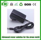 E-Vélo de poissons argentés de chargeur de batterie pour la batterie de Li-Polymère de lithium de Li-ion de 6s 1A au bloc d'alimentation