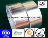 Bande auto-adhésive de conduit de papier d'aluminium de la CAHT