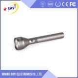 Lampe-torche puissante rechargeable de bonne qualité de torche de l'alliage d'aluminium DEL
