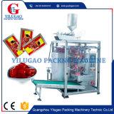 Machine à emballer Shampooing à scellage multi-voies 4 côtés