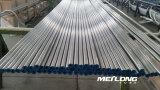 Ligne hydraulique sans joint tuyauterie d'acier inoxydable de la précision Tp316