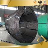 Высокая растяжимая 12.7mm стальная стренга с проводом 1X7