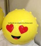 Materiale del PVC e sfera promozionale di Emjoy del giocattolo