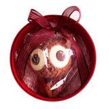 Caramella di cioccolato sveglia del giocattolo per la decorazione ed il natale