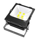 고성능 150W LED 플러드 빛 IP65 정연한 정원 알루미늄
