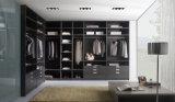 Wardrobes de madeira dos gabinetes do quarto da melamina
