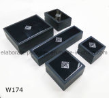 Moderner königlicher hölzerner Verpackungs-Kasten Jewellry Großhandelskasten