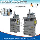 Machine hydraulique de presse à emballer/presse de carton/presse à emballer verticales de coton