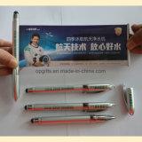 De Pen van de Naald van het Scherm van de Aanraking van de bevordering met het Document van de Ontwikkeling