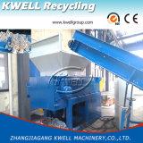 Trituradora de plástico de un solo reciclado de un solo eje