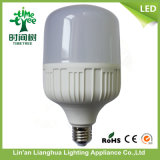 vorbildliche Glühlampe der 20W 30W 40W des Plastik+Aluminum T Lampen-LED
