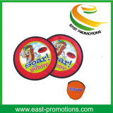 2017 Hot Sale Impressão a cores completas Promocional Frisbee dobrável