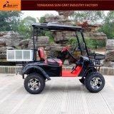 2 Sitzelektrische Transport-Golf-Karre mit Ladung-Kasten