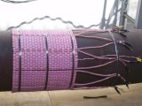 Cp de cerámica flexible del calentador de la pista