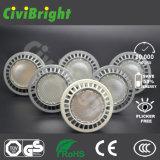 Luz do diodo emissor de luz de PAR20 PAR30 PAR38 com Ce RoHS
