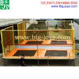 Bâti de tremplin pour les gosses (trampoline02)