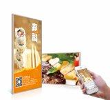 1000CD/M2の43/55/65インチの食器棚のデジタル表示装置またはライトボックスの/LCDの表示