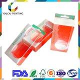 Коробка ацетата ясности высокого качества фабрики оптовая с печатание цвета