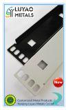 Roestvrij staal/Aluminium die//voor het Ontwerp van de Klant vouwen stempelen buigen