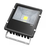 Garantía COB viruta 50W IP65 LED proyector de 5 años de CE RoHS