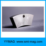 Magneet van de Boog van het neodymium Fixable met Gat