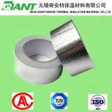 Bande anti-calorique de papier d'aluminium de maille de fibre de verre