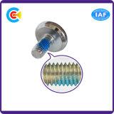 反Loose&#160カーボンSteel/4.8/8.8/10.9 Galvanized/M2.3; 適性装置のための六角形か鍋のヘッドねじ