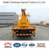 de Werkende Vrachtwagen van de Hoge Hoogte Isuzu van 18m