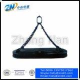 Ovale Form-anhebendes Elektromagnet für Stahlschrott
