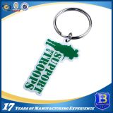 Carota su ordinazione Keychains del metallo per i regali di promozione