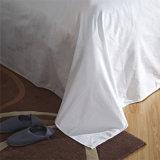 Lecho de lujo de ropa de cama del hotel de la funda de almohada para el lecho de la talla de la reina