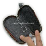 Автомобиля кожи способа бумажника PU мешка ключа бумажника держателя женщин случаи тонкого компактного ключевого кожаный ключевые