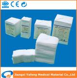 Esponjas disponibles no estériles de la gasa del algodón absorbente