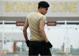 Military Tactical Outdoor Traveling Short-Sleeve Quick-Dry Swear-Absorb T-Shirts