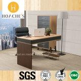 Neue Art-moderner Leder MDF-Büro-Tisch (WE03)