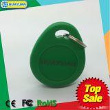 Numeração UID IP68 MIFARE Classic 1K RFID tumbler Keyfob Para pagamento E