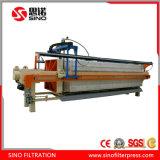 Fabricante confiado en de las prensas filtrantes para la industria alimentaria