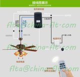 중국 제조 IR 팬 빛 원격 제어 스위치