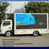 De Openlucht LEIDENE van Dongfeng 4X2 Vrachtwagen van de Vertoning