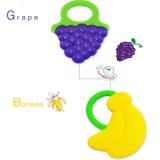 Ausgezeichnetes Silikon Teether für Kind-Spielzeug-haltbare Dentition-Waren für Baby