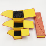 Caixa ajustada de empacotamento da jóia do papel ondulado de papel especial (J59-E)