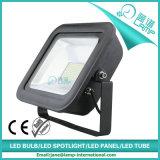 Reflector negro de la casa 10W 20W 30W 50W 70W 100W SMD LED