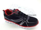 Les plus défuntes chaussures de sport de loisirs d'école exécutant les chaussures d'espadrille (FFZJ112602)