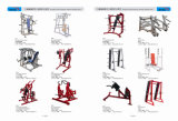 ISO Lateral Incline Press, Fitness Gym Martillo Fuerza Equipo