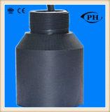 Sensor van het Niveau van de Meting van de Modder van de Sensor van het Niveau van het roestvrij staal de Ultrasone Ultrasone