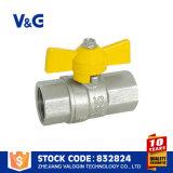 para la maneta de la mariposa de la bola de petróleo y del gas (VG-A62031)