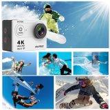 Cámara impermeable del casco de la cámara de 1080P Full HD